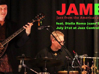 JAMBE feat. StellaRoma Duo with David Stenshoel