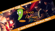 Chino Latino Jazz Project to be featured at StreamFest 2020 (JCS)