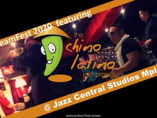 Chino Latino Jazz Project to be featured at StreamFest 2020 (JCS)
