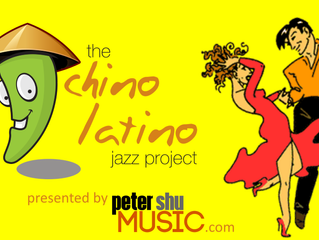 Presenting Chino Latino Jazz Project!