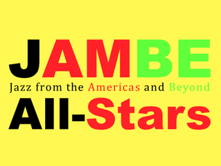 JAMBE All-Stars at Jazz Central Studios