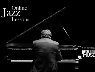 Online Jazz Lessons - enrolling now!