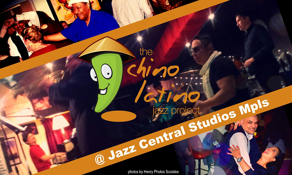 LATIN DANCE NIGHT at Jazz Central Studios Minneapolis