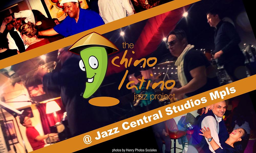 LATIN DANCE NIGHT at Jazz Central Studios Minneapolis
