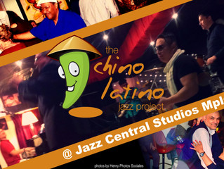 LATIN DANCE NIGHT with Chino Latino Jazz Project