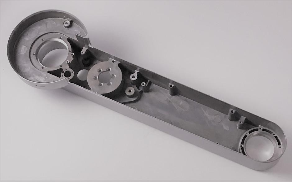 Robotic Arm Housing Pivot