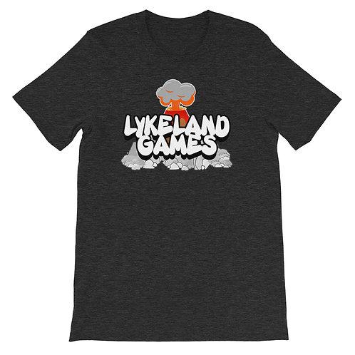 Lykeland Short-Sleeve Unisex T-Shirt