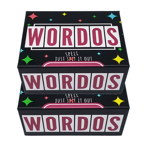 Couple of WORDOS
