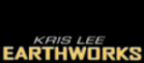Kris Lee Earthworks Logo