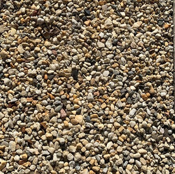 10mm washed pebbles
