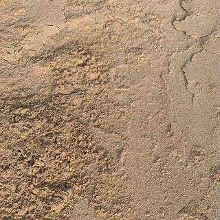 White brick sand