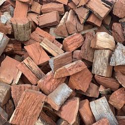 Redgum wood