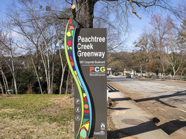 AJC: Peachtree Creek Greenway to expand into Chamblee, past Spaghetti Junction