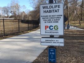 Take a virtual tour of the Peachtree Creek Greenway