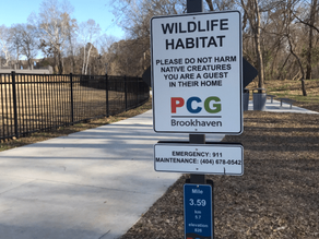 Take a virtual tour of the Peachtree Creek Greenway