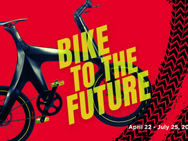 PCG Featured At MODA's Bike To The Future
