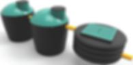 prebiotic wastewater treatment microbiome