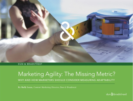 Marketing Agility: The Missing Metric?