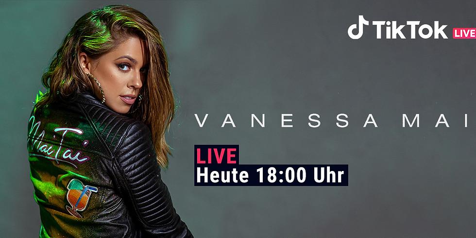 Vanessa Mai Tik Tok Live