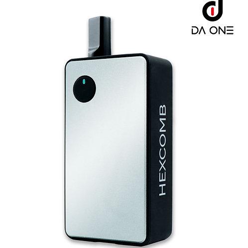 DA ONE Tech 1300 mAh Hexcomb AIO Kit - Silver Grey