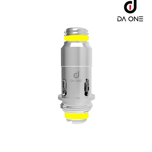 DA ONE Tech Blade Starter Kit - 0.6 ohm Mesh Coil
