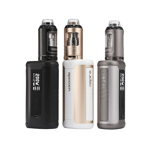 Aspire Speeder 200W TC Kit