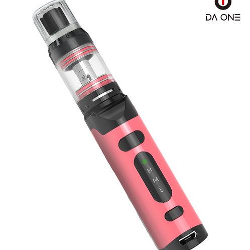 DA ONE Tech 1500 mAh Blade Starter Kit - Rebellious Pink