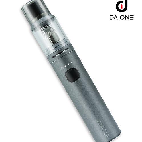 {USA Warehouse} DA ONE Tech 1100 mAh AMO Starter Kit - Silver Grey/Tax Included