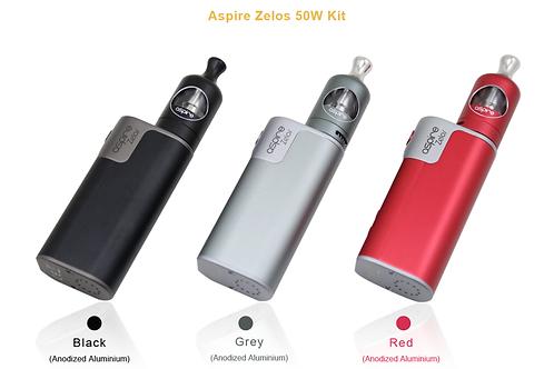 Aspire Zelos 50W Kit with Nautilus 2 2500mAh