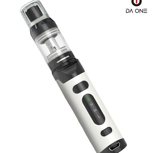 DA ONE Tech 1500 mAh Blade Starter Kit - Modern White