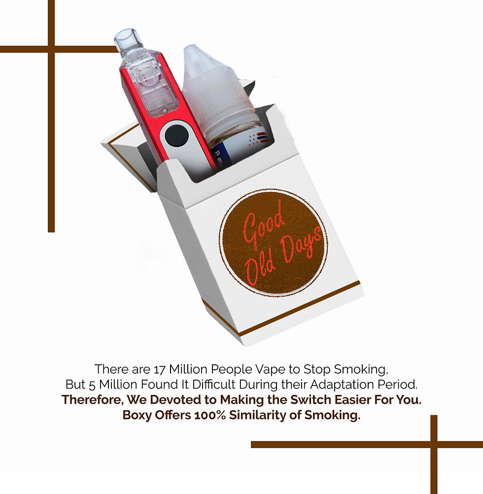 02.There are 17 Million People Vape to S