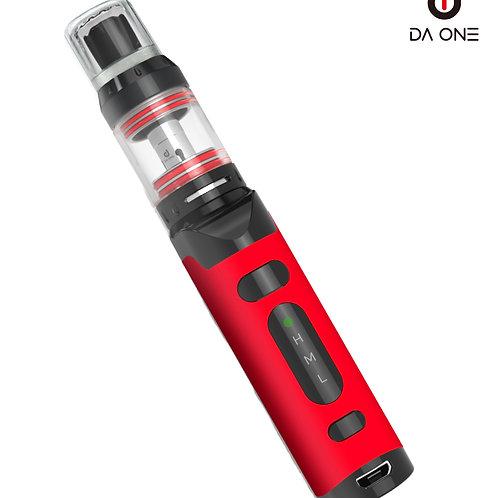 DA ONE Tech 1500 mAh Blade Starter Kit - Sexy Red