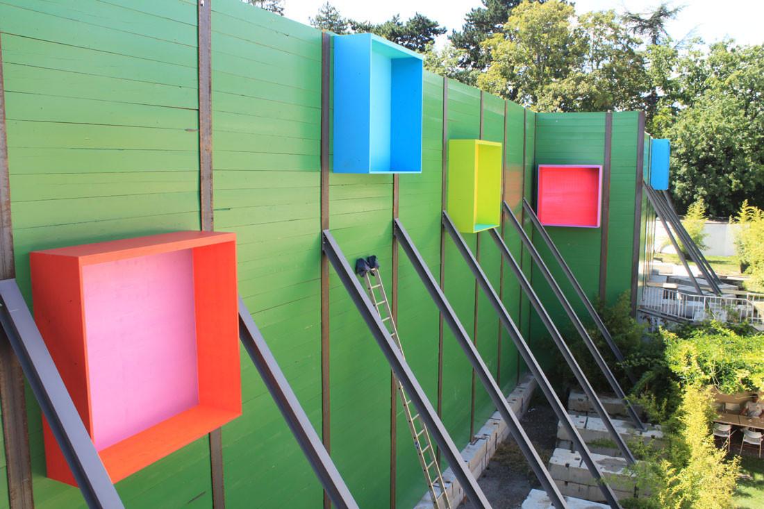 HABITATION CLINIQUE DES GRANGETTES Geneva, Switzerland | 2011-2013