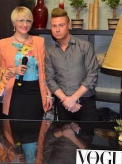 fabio Brignoli Vogue & Irina Tirdea