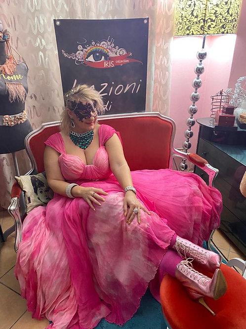 IRIS Dress Princess Haute Couture