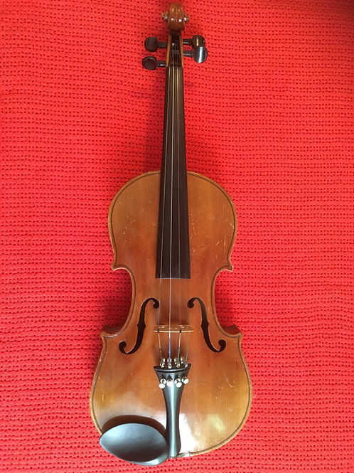 Stainer, German, mid 1900s, 3/4 size