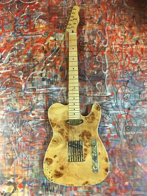 """R Guitars"" Telecaster Electric Guitar - ToneriderPickups"