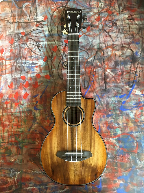 BREEDLOVE LU'AU CU CE MM NS + GIGBAG (NEW)
