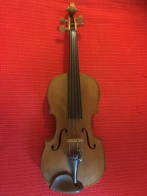 STRAD COPY - GERMAN 1900s 4/4