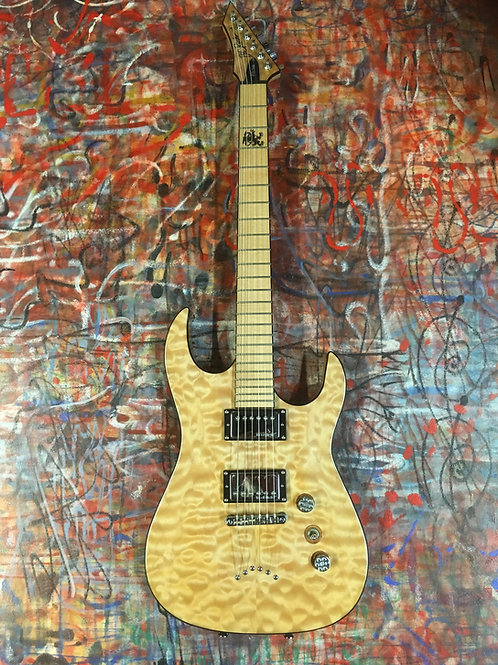 BC RICH ZOLTAN BATHORY SIGNATURE