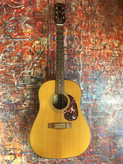 EPIPHONE PR650 MADE IN JAPAN 1981