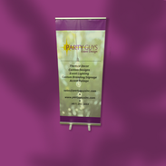 Custom Retractable Banner Prints