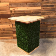 Urban Garden Standing Cocktail Table