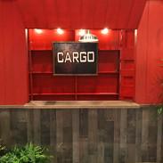 Container Bar Cargo Signage