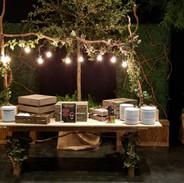 Organic Food Station