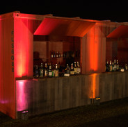 Orange Container Bar