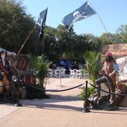 Pirate Entrance