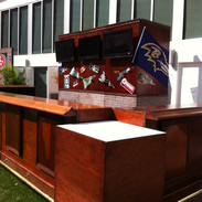 Mahogany Sports Bar w/ TV's