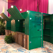 Green Container Bar