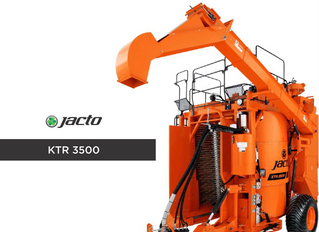 KTR 3500 - Jacto